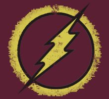 The Flash: Rough and Bold by Everwind