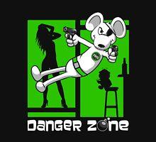 Danger Zone - green Unisex T-Shirt