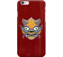 Oni iPhone Case/Skin