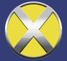 Metallic X-Men Tee by urbanity