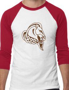Whiterun Alternate Color Men's Baseball ¾ T-Shirt