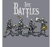 The Battles Photographic Print
