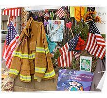 Memorial for Fallen 19 Poster