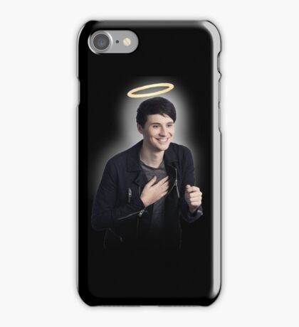 Dan Howell | Halo iPhone Case/Skin
