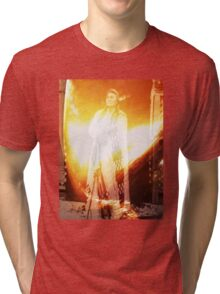 Chief Joseph  (Nez Perce) Tri-blend T-Shirt