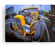 Hold That Tiger Metal Print
