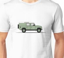 Land Rover Defender 110 Utility Station Wagon Heritage Edition Unisex T-Shirt