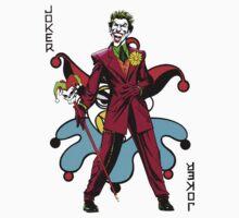The Joker by bobmorlock