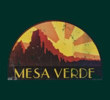 Mesa Verde Horizons by The Department Of Citrus