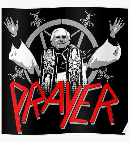 Minimamlis Prayer Poster