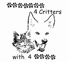 Paws4Critters Pawsing 4 Critters with 4 Paws by paws4critters