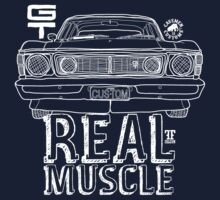 Real Muscle GT Baby Tee