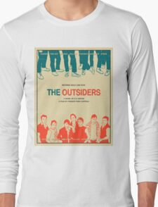 The Outsiders - Beige Long Sleeve T-Shirt
