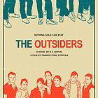 The Outsiders - Beige by FinlayMcNevin