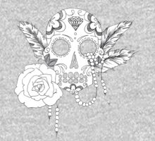 Day of the Dead  One Piece - Long Sleeve