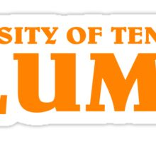 University Of Tennessee Alumni Sticker