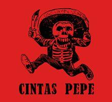 Cintas Pepe - Mexican Punk Rock Unisex T-Shirt