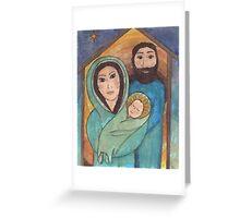 Our Savior's Birth Greeting Card