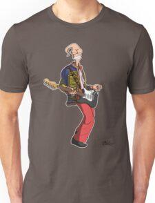 Earthworm Jimi Hendrix Unisex T-Shirt