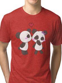 Panda Love Apparel  Tri-blend T-Shirt