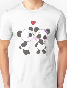 Panda Love Apparel  T-Shirt