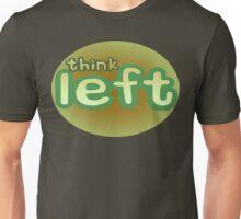think! Unisex T-Shirt