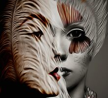 """Mask series """"Faces"""" by Martin Dingli"""