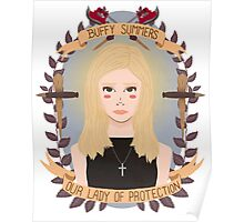 Buffy Summers Poster