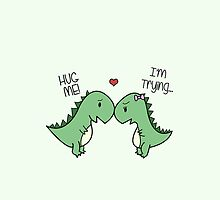 Dino Love! (Hug Me!) [Cases] by charsheee