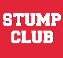 Stump Club Fall Out Boy by cemeterydrives