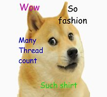 Doge-Such shirt Unisex T-Shirt