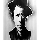 tom waits by hollandart