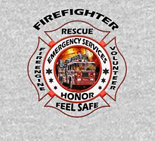 Fire fighter vintage logo  gifts Hoodie