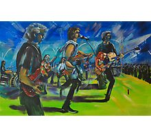 live event artscape performance Main Stage Airlie Beach Music Festival Photographic Print