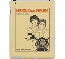 Harold and Maude - Plain iPad Case/Skin