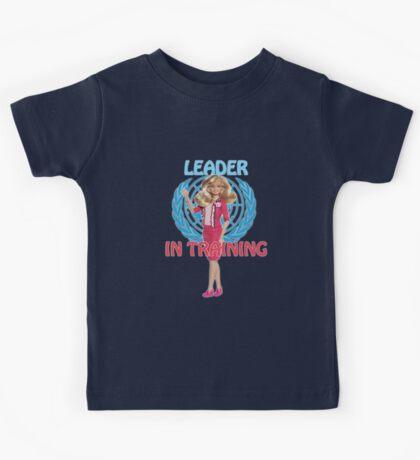 Leader in training Kids Tee