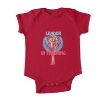 Leader in training One Piece - Short Sleeve