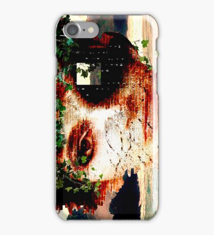 More surrealism, worked on some photographs.. the result iPhone Case/Skin