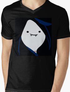 Marceline Squ'ed Mens V-Neck T-Shirt