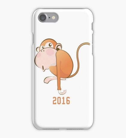 New Year 2016 iPhone Case/Skin