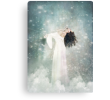 Wishful Ascensions Canvas Print