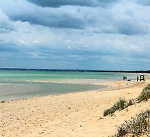 Frankston Beach - Melbourne by ezycardz
