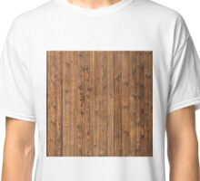 KNOTTY WOOD Classic T-Shirt