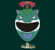 Green Venusaur Ranger by DCVisualArts