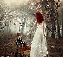 Come With Me... by Karen  Helgesen