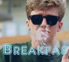 The Breakfast Club Geekology Sticker