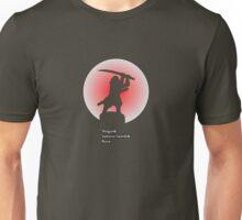 Shogun, Samurai Swords and Ikusa board game. Unisex T-Shirt