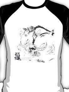 Cubone VS Ghost Type T-Shirt