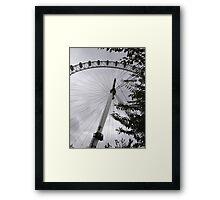 UK - London Eye Framed Print