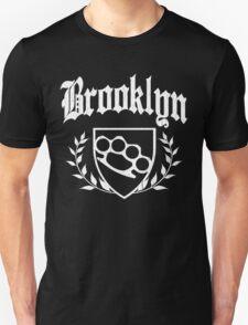 Brooklyn Knuckle Crest (Vintage Distressed) T-Shirt